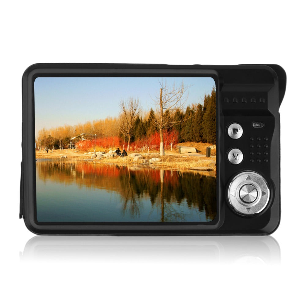 "Digital camera 2.7"" TFT LCD 18MP HD Camera Cam CMOS Senor 8x Digital Zoom Anti-shake Anti-red eye Camera"