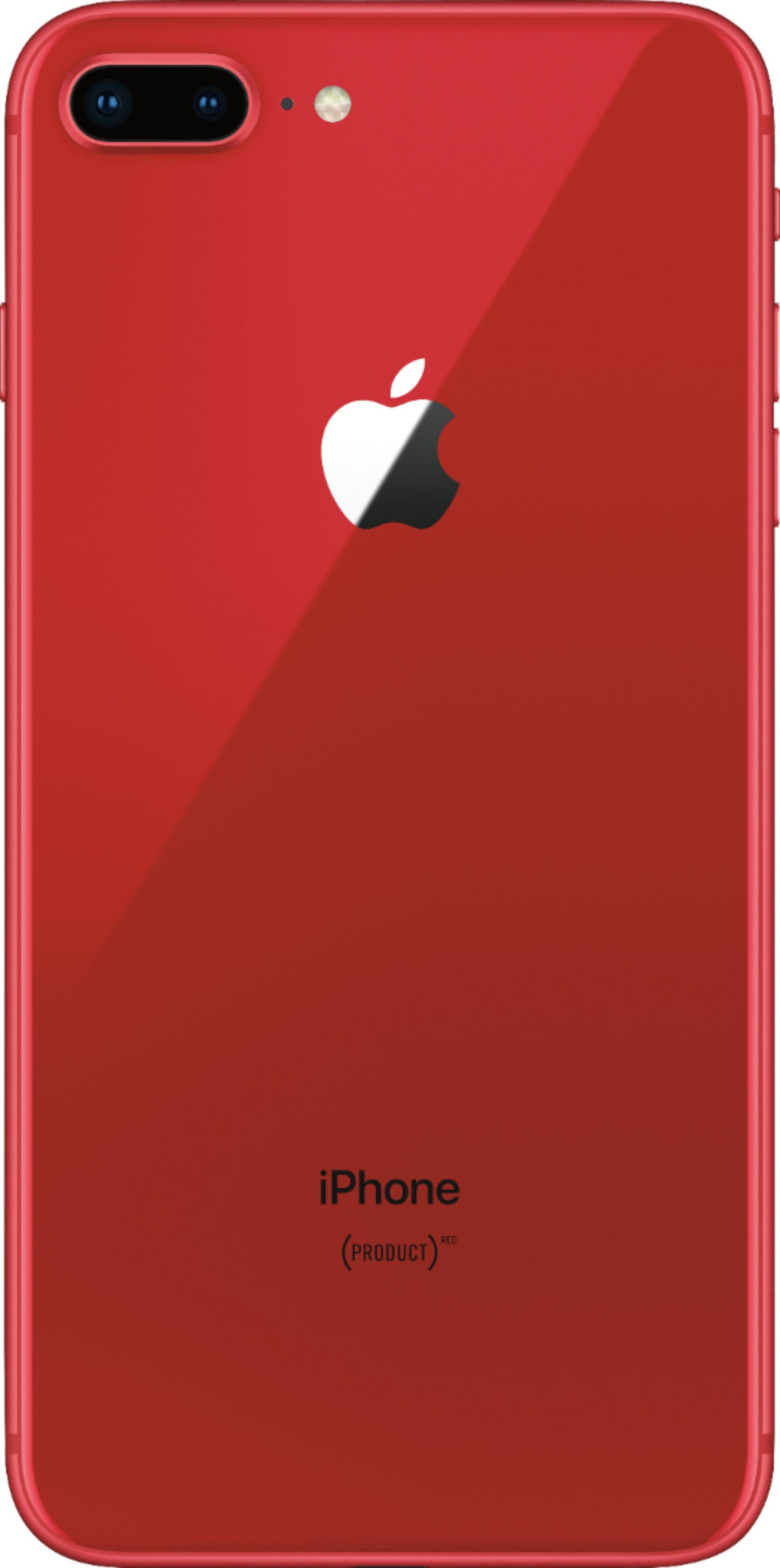 b147cce14 Apple iPhone 8 Plus RED 64GB MRT72LL A (GSM Unlocked Work Worldwide) A1864  ...