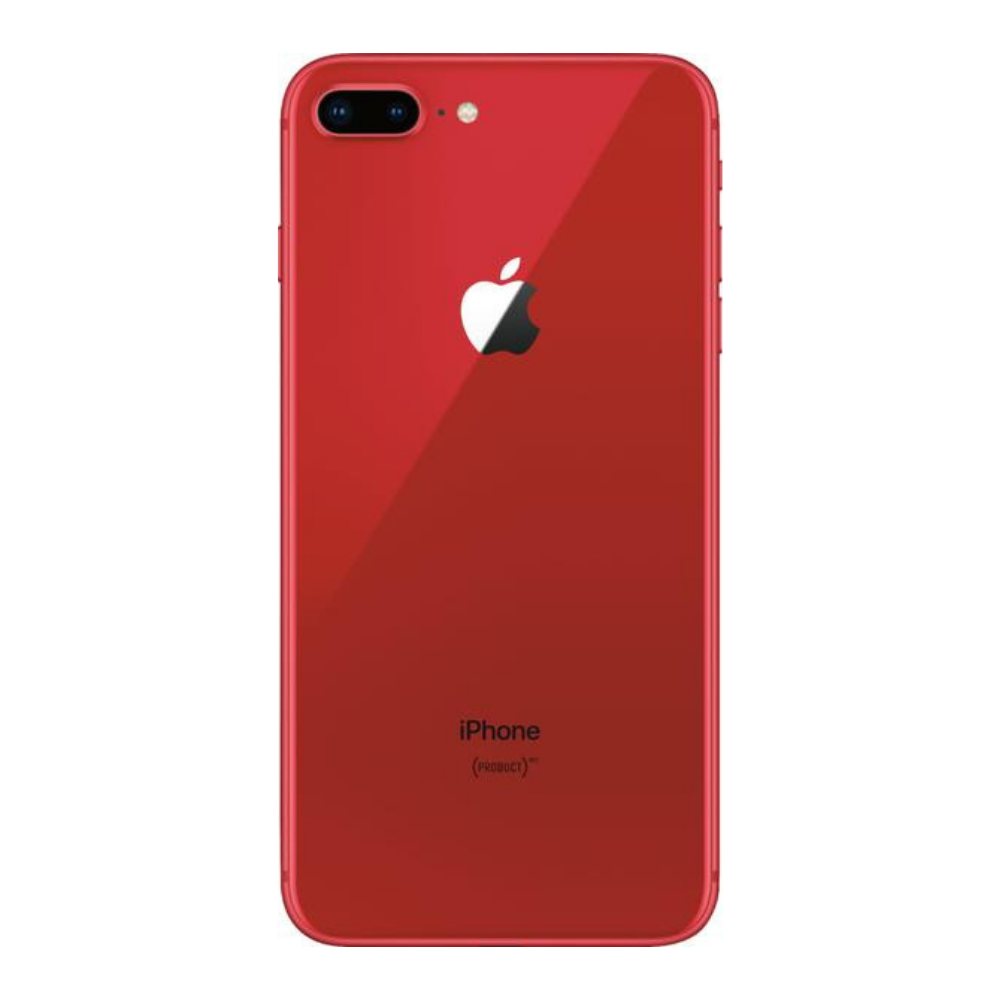 Apple iPhone 8 Plus RED  64GB MRT72LL/A (GSM Unlocked Work Worldwide) A1864