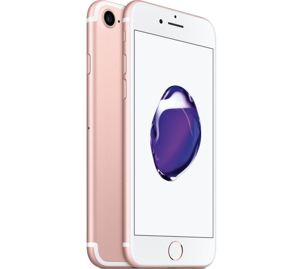 Reconditioned Apple iPhone 7 	MN9L2LLA  128GB - Rose Gold - AT&T + Warranty 90 days