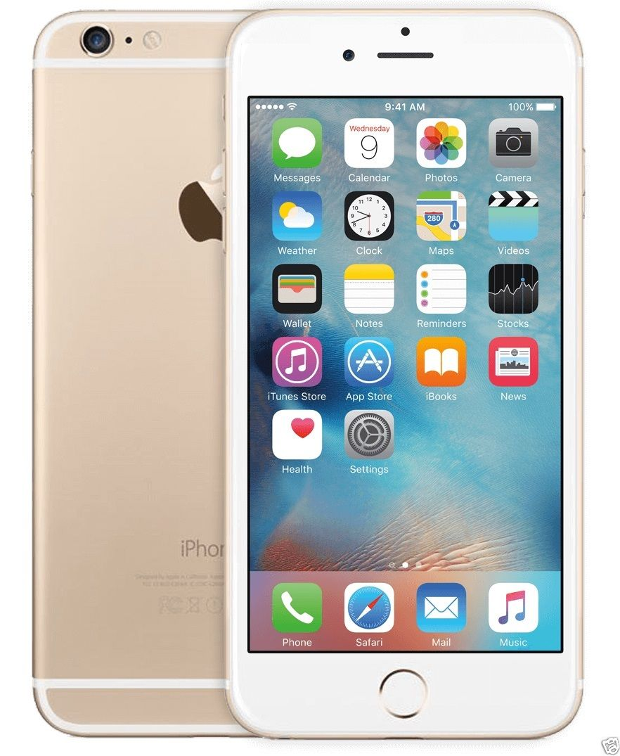 f51120247d6153 Used like new Apple iPhone 6s MKQG2LLA 128GB White Gold AT T plus Warranty  ...