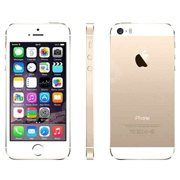 Used Apple iPhone 5s 32GB ME310LLA White/Gold  AT&T Warranty 90 Days