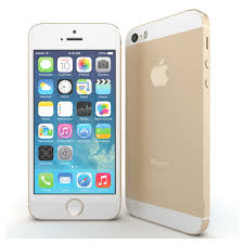 "Used Apple iPhone 5s 16GB ME307LLA 4"" White/Gold AT&T Warranty 90 days"