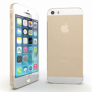 Reconditioned by Seller Apple iPhone 5s 32GB ME310LLA White/Gold  AT&T Warranty 90 Days