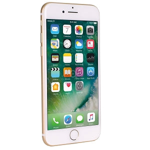 Reconditioned Apple iPhone 7 MN9K2LLA  128GB White/Gold AT&T, Warranty 90 days