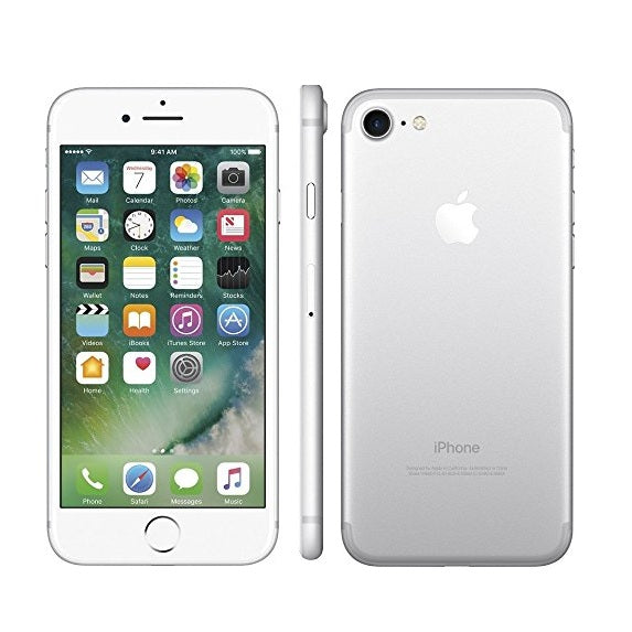 Used Apple iPhone 7 MN8Y2VCA 32GB  White/Silver TELUS Mobility