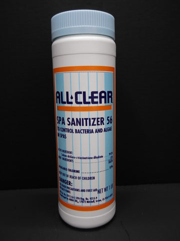 ALL CLEAR Sanitizer (1LB Small)