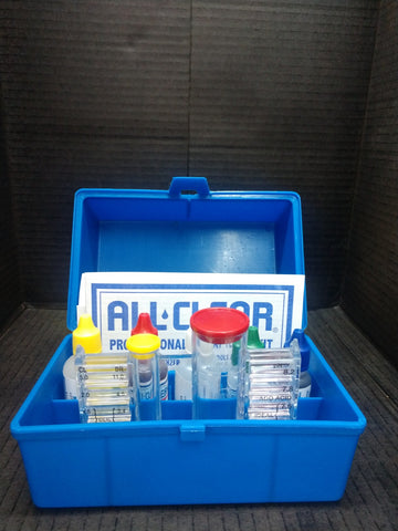 AllClear 4-way Test Kit