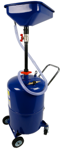 Tradequip 1046T 65Litre Oil Drainer Self Evacuating