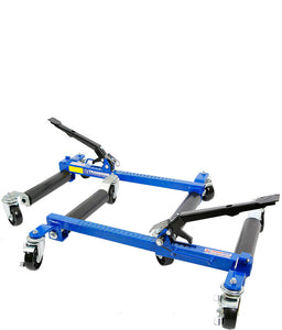 Tradequip 1054T Vehicle Positioning Jacks 680kg