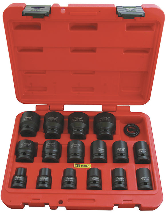 KC Tools 11300A 16 Piece 1/2