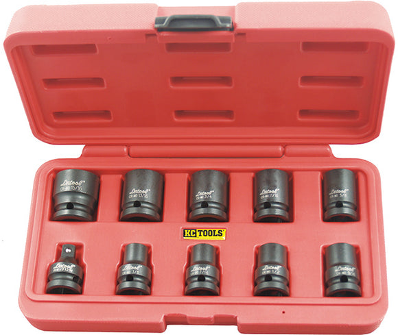 KC Tools 11301 10 PIECE 1/2