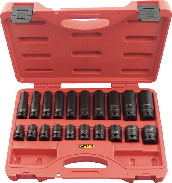 KC Tools 11320 20 PIECE 1/2