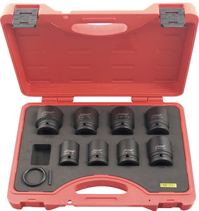 "KC TOOLS 11700 8 PIECE AF 3/4"" DRIVE IMPACT SOCKET SET"