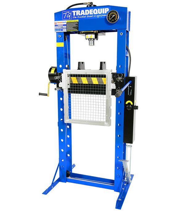 TradeQuip Professional 1187T Hydraulic Press 30,000kg
