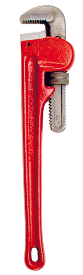 KC Tools 15132 450MM PIPE WRENCH, RIGID PATTERN