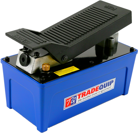Tradequip 2054T 10,000psi Air/Hydraulic Pump