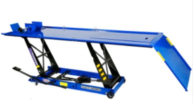 TRADEQUIP PROFESSIONAL 2101T MOTORCYCLE LIFTER 450kg