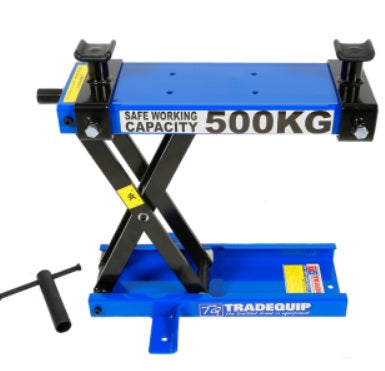 TRADEQUIP PROFESSIONAL 2104T MOTORCYCLE LIFTER 450kg
