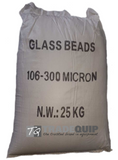 Tradequip 3025T Glass Beads Media Abrasive (Sand Blasting Medium)