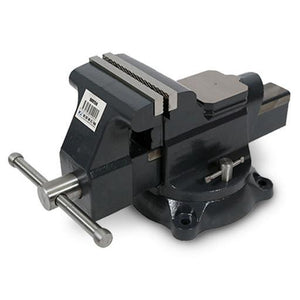 Borum BRV150 Commercial Bench Vice Swivel with Anvil 150mm