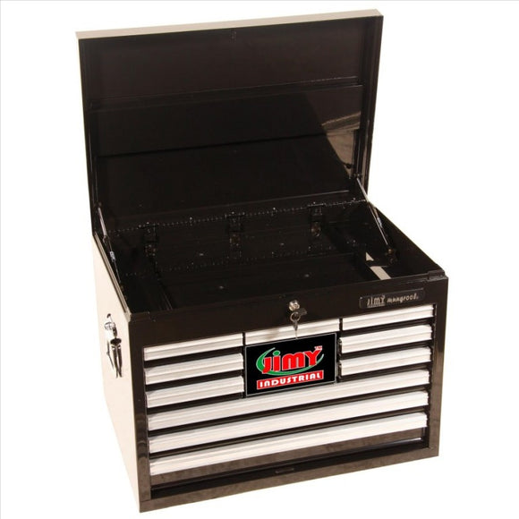 41.TB03.10  JIMY TOOLS 10 DRAWER PREMIUM TOOL CHEST