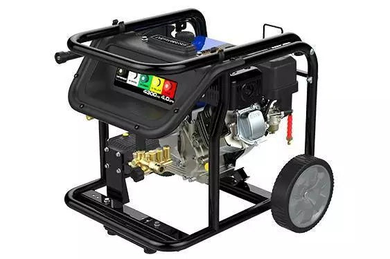 ZS POWER HP4300 4300psi High Pressure Washer 15hp