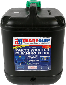 Tradequip 5082T 20Litre Parts Washer Concentrate