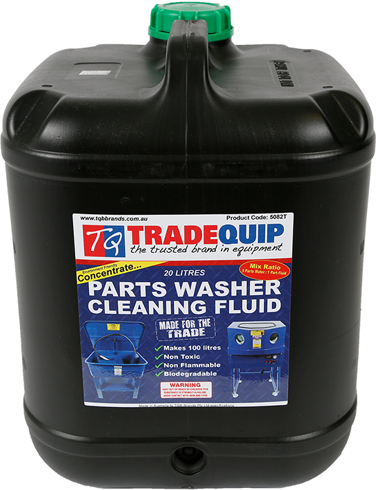 Tradequip 5082T 20 Litre Parts Washer Concentrate