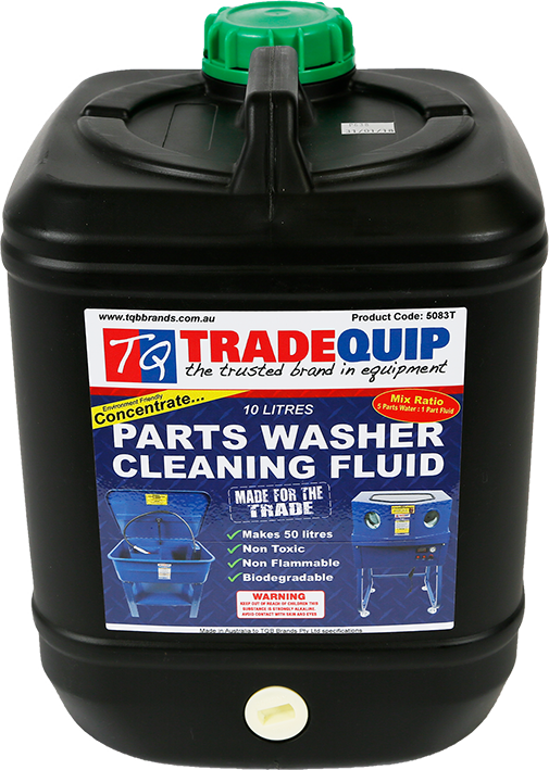 Tradequip 5083T 10Litre Parts Washer Concentrate