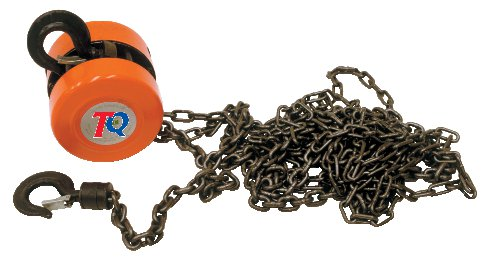 Tradequip 6001 1,000kg Chain Block (Block and tackle)