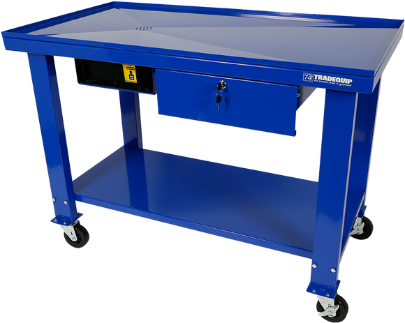 Tradequip 6047 Mobile Tear Down Bench