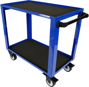 Tradequip 6048 Workshop Trolley 2 Tier
