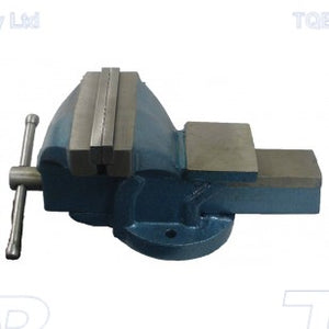 Tradequip 7416A Engineers Vice 150mm Cast Iron With Anvil