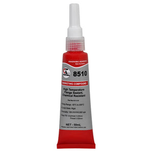 CHEMTOOLS Rapidstick 8510-50 Gasket Sealant (Chemical Resistant, Rigid Bonding) 50ml