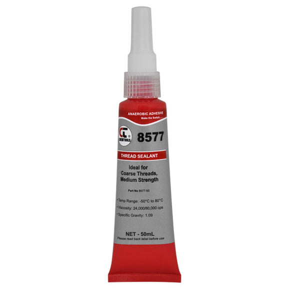 CHEMTOOLS Rapidstick 8577-50 Thread Sealant (Potable Water, All Thread Types) 50ml