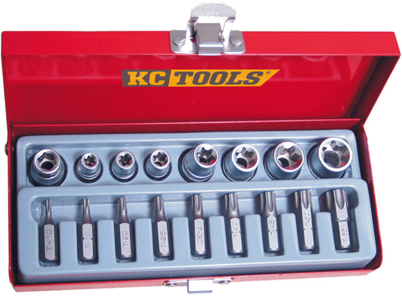 KC Tools A13370 17 PIECE 3/8