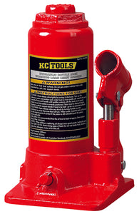 KC Tools BJ4000 4 TONNE BOTTLE JACK
