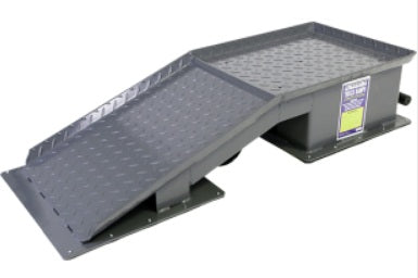 Borum BNTR20PN 20,000kg Narrow Portable Truck Ramps (PAIR)
