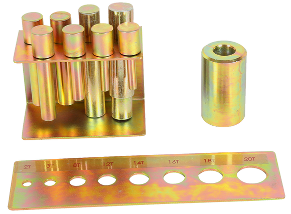 Borum BPAK Adaptor Kit For Hydraulic Press