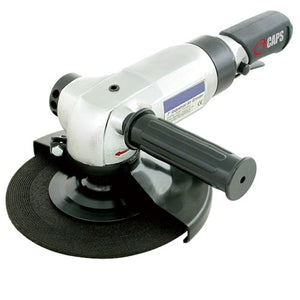 "CAPS C12273: 7"" (178mm) Air Angle Grinder, 7,600rpm"