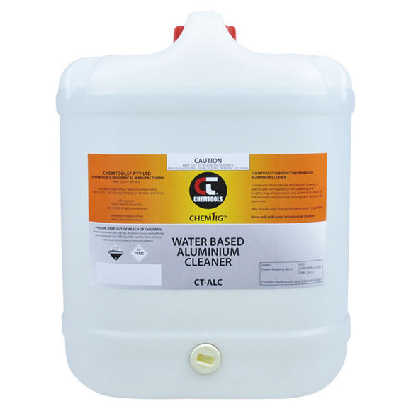 Chemtools CT-ALC-20L Corrofix™ Aqueous Aluminium Cleaner 20 Litre