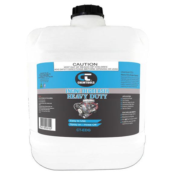 Chemtools CT-EDG-20L Heavy Duty Engine Degreaser 20 Litre