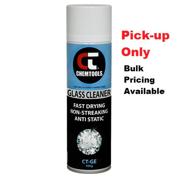 Chemtools CT-GE-500 Fast Drying Glass Cleaner