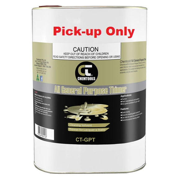 Chemtools CT-GPT-1L GalMax™ SOLVENTS General Purpose Thinners 1 Litre