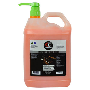 Chemtools CT-HC-5L Citra Grit Hand Cleaner 5 Litre Pump Bottle