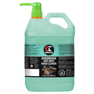 Chemtools CT-MHC-5L Grit-Mate Industrial Strength Hand Cleaner 5 Litre Pump Bottle