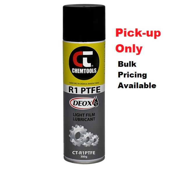 Chemtools CT-R1PTFE-300 DEOX R1™ Light Film Lubricant with PTFE 300g
