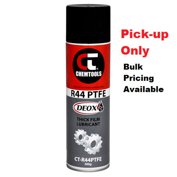 Chemtools CT-R44PTFE-300 DEOX R44 Thick Film Lubricant with PTFE