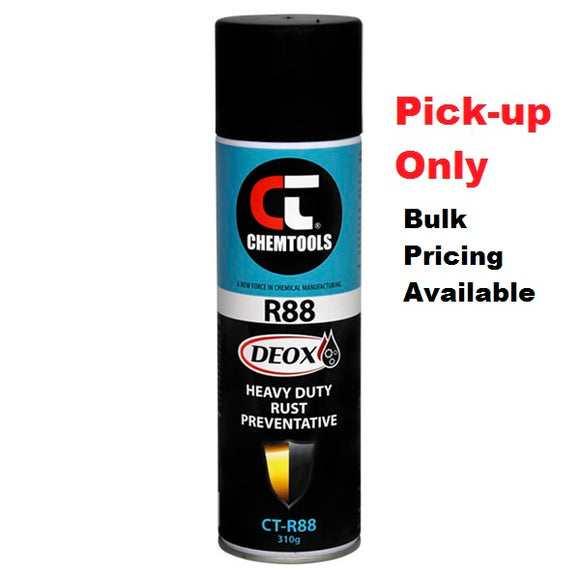 Chemtools CT-R88-310 DEOX R88 Heavy Duty Rust Preventative
